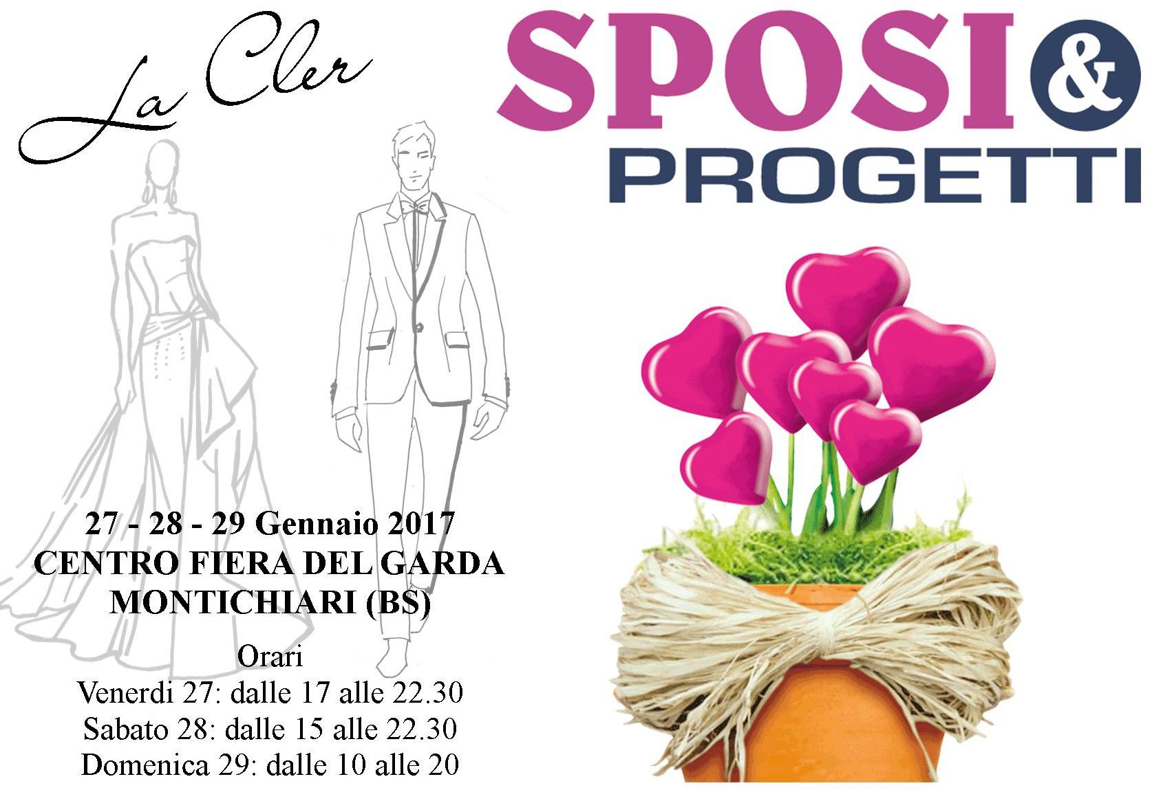 La Cler a Sposi & Progetti